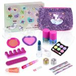 Maquillaje unicornio infantil